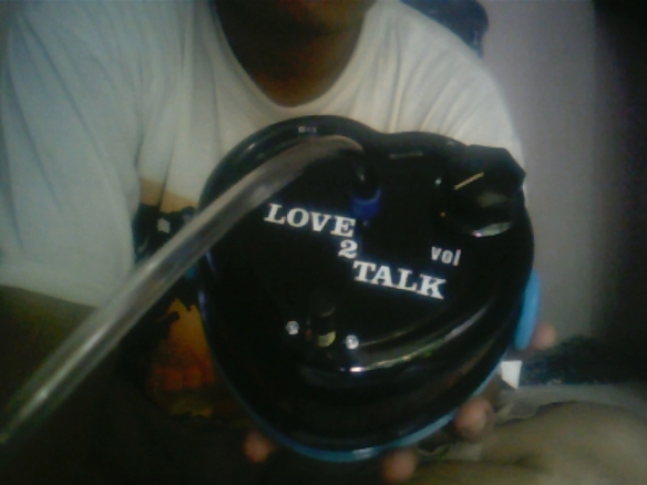 LOVE 2 TALK : DIY TALKBOX