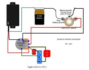 dhanur wiring